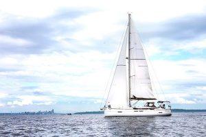 Blue Whale Sail