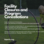 BI Parks & Recreation District: Shutting Down Facilities