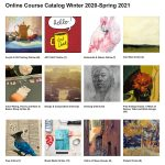 Online Course Catalog Winter 2020-Spring 2021