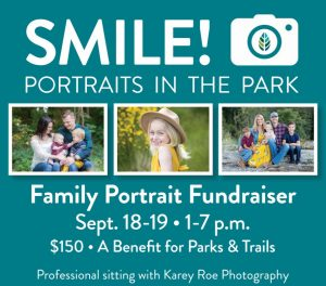 Portraits In Parks
