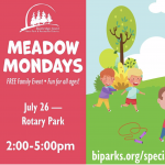 Meadow Mondays — FREE Family Event