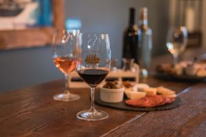 Fletcher Bay Winery — Rooftop Seating and Live Music