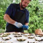 Salish Sea Greens Oyster Bar Pop-Up — Eleven Winery