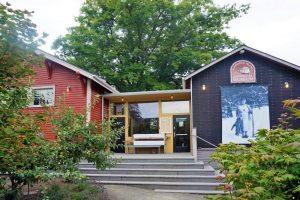 Bainbridge Island Historical Museum at the Library