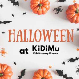 Halloween at KiDiMu