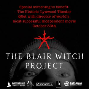 The Blair Witch Project Halloween Screening with Director Q&A